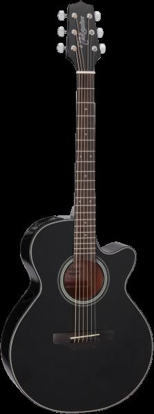 Takamine G-Serie Westerngitarre, GF15CE BLK, FX/C