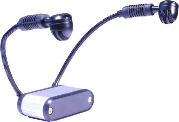 STARKRAINER D-2 Mikrofon-System für Diskantabnahme Akkordeon/Steirische