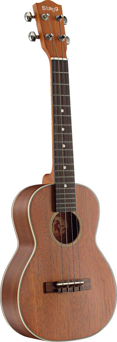 Stagg SG-A109BK Einfacher Klappständer für Elektrik// Bass-Gitarre