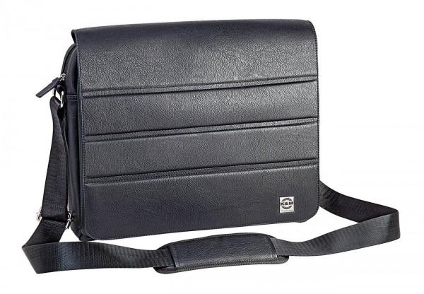 K&M 19705 Umhängetasche für Noten und Tablets schwarz