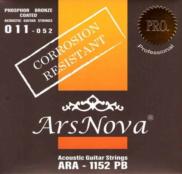 Ars Nova ARA 1152 PB Saiten für Akustikgitarre