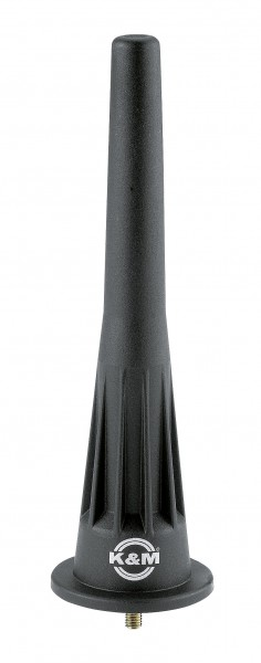 K&M 17738 Oboenkegel schwarz