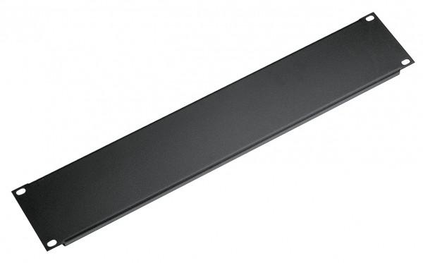 "K&M 494/2 19""-Frontplatte schwarz"