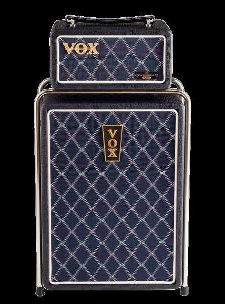 VOX E-Gitarrentopteil & Box, Super Beetle, 50W, Bluetooth Audio, Schwarz