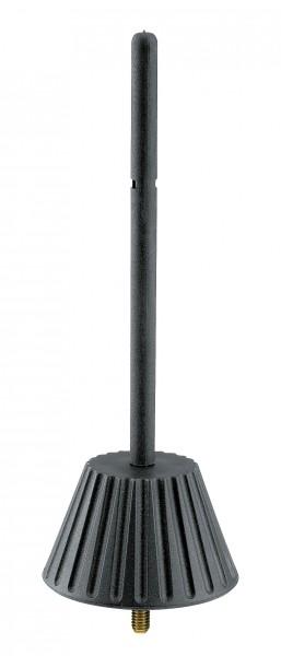 K&M 17782 Flötenkegel schwarz