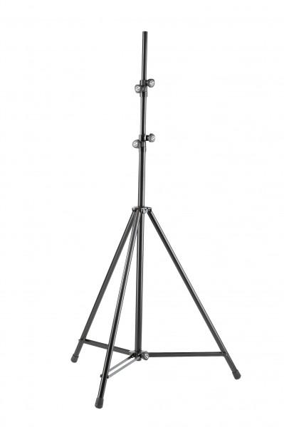 K&M 24640 Leuchtenstativ schwarz