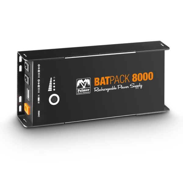 Palmer MI BATPACK 8000 - Akku-Stromversorgung für Pedalboards 8000mAh
