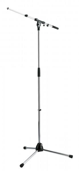 K&M 210/9 Mikrofonstativ verchromt