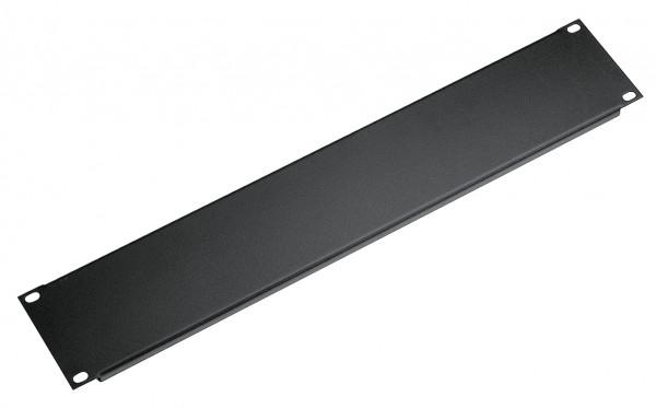 "K&M 494/1 19""-Frontplatte schwarz"