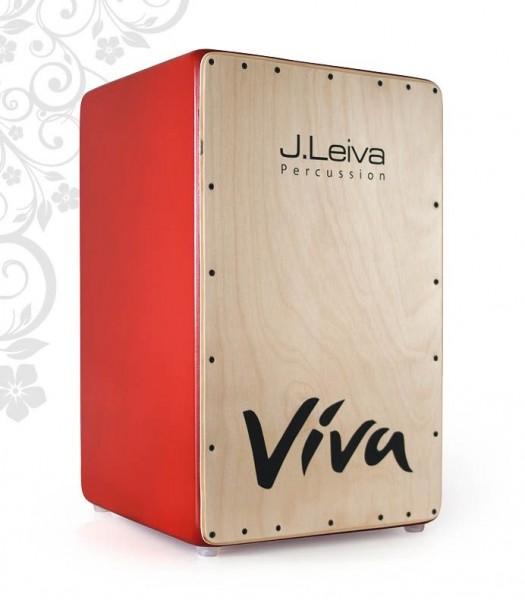 J.Leiva Viva Red Cajon
