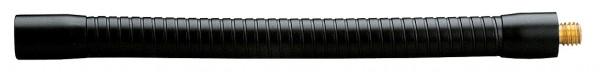 K&M 225 Schwanenhals schwarz