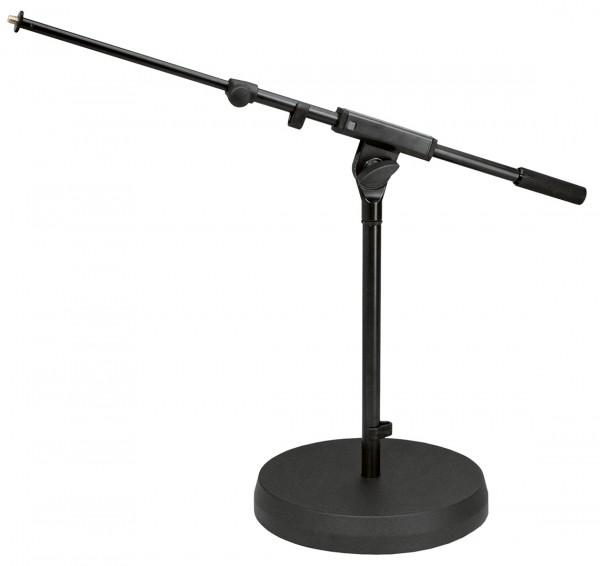 K&M 25960 Mikrofonstativ schwarz