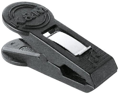 K&M 16060 Notenklammer schwarz