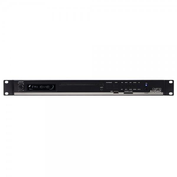 Audac CMP 30 - Digitaler Multimedia Spieler CD, MP3, Tuner