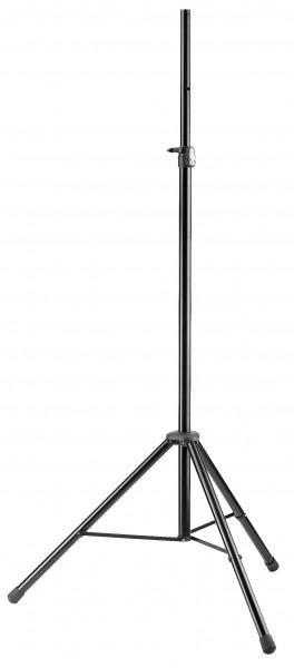 K&M 24630 Leuchtenstativ schwarz