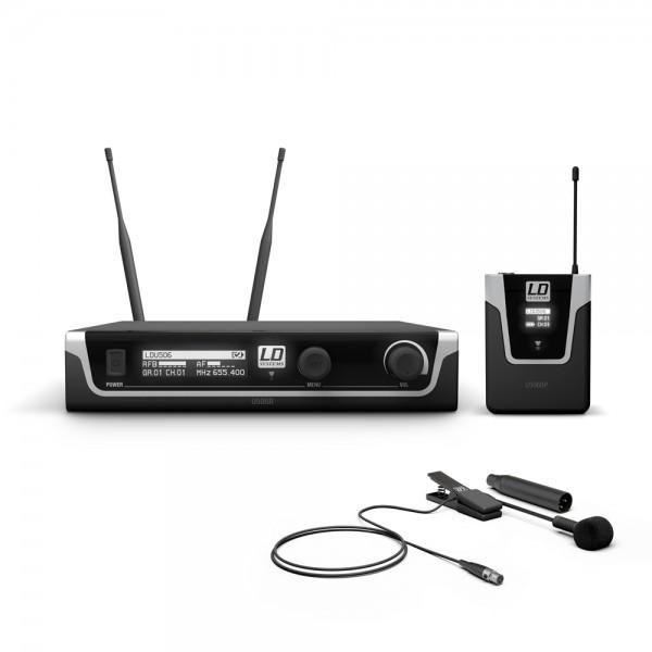 LD Systems U506 BPW - Funkmikrofon System mit Bodypack und Blasinstrumenten Mikrofon