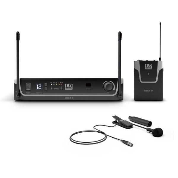 LD Systems U305.1 BPW - Funksystem mit Bodypack und Blasinstrumenten Mikrofon