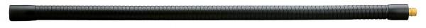 K&M 223 Schwanenhals schwarz
