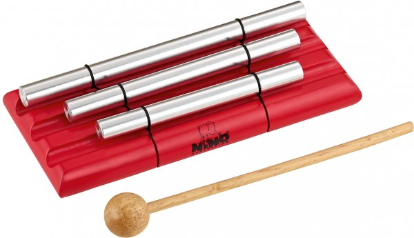 NINO ENERGY CHIME RED, 3 ROWS INCL. BEATER