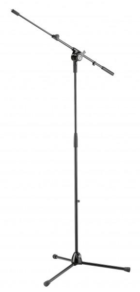 K&M 25600 Mikrofonstativ schwarz