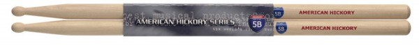 STAGG SH5B Hickory Sticks/5B Holztip