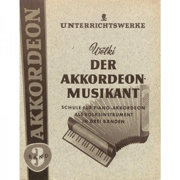 Akkordeon Musikant 3