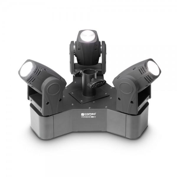 Cameo HYDRABEAM 300 W - Lichtanlage mit 3 ultraschnellen 10 W Lumi-Engin-LED Moving Heads