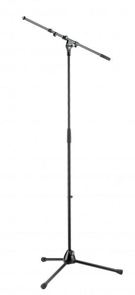 K&M 210/9 Mikrofonstativ schwarz