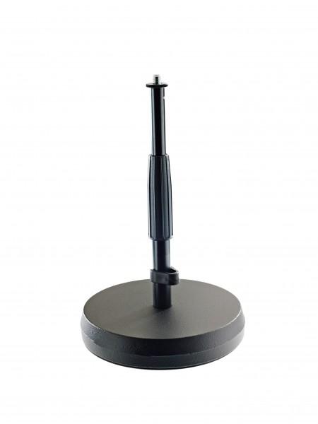 K&M 23325 Tisch- / Bodenstativ schwarz