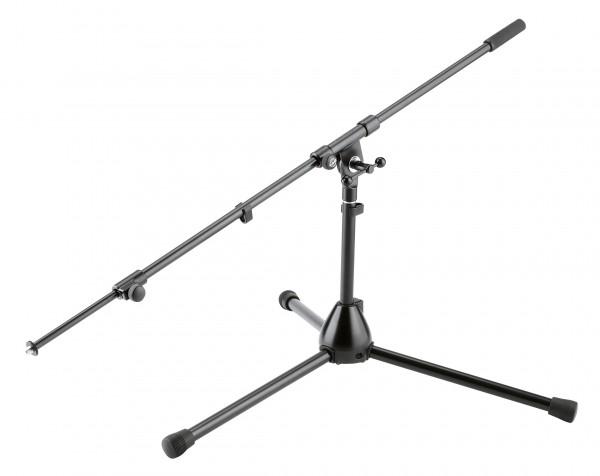 K&M 255 Mikrofonstativ schwarz