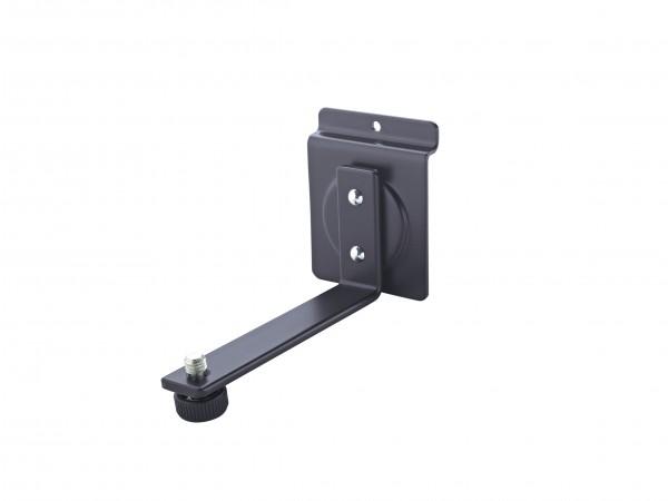 K&M 44500 Warenträger für Mikrofon schwarz