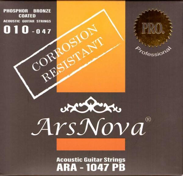 Ars Nova ARA 1047 PB Saiten für Akustikgitarre