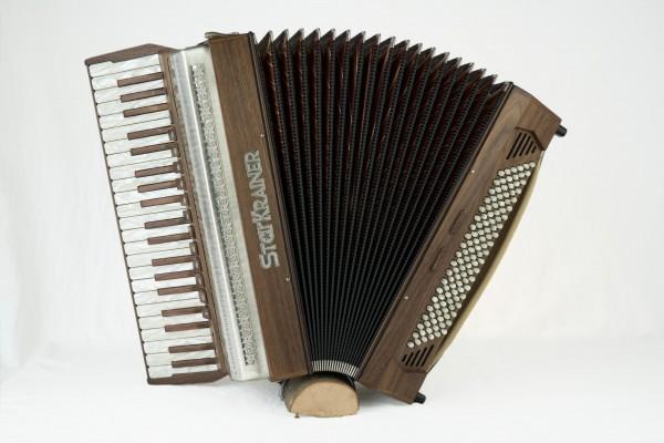 STARKRAINER Akkordeon 5120-A Nuss
