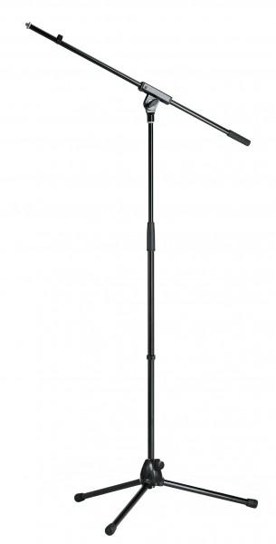 K&M 21070 Mikrofonstativ schwarz