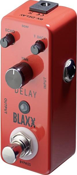 STAGG BX-DELAY BLAXX Delay-Pedal für E-Gitarre