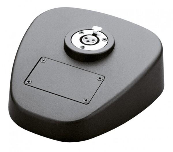 K&M 29390 Tischsprechstelle schwarz