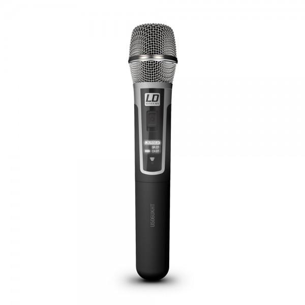 LD Systems U506 UK MC - Handmikrofon Kondensator