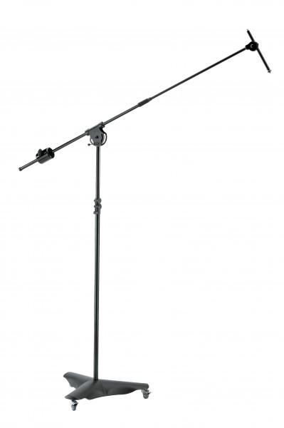K&M 21430 Overhead Mikrofonstativ schwarz