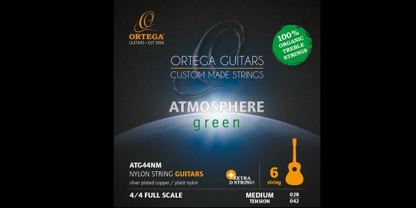 Ortega ATG44NM Gitarrensaiten