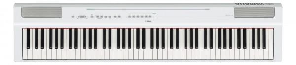 Yamaha P-125 WH Digitalpiano inkl. Transporttasche