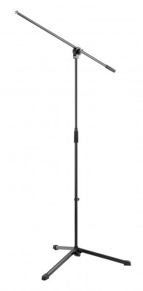 K&M 25400 Mikrofonstativ schwarz