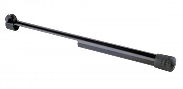 K&M 21445 Ausgleichsadapter für Boxenstative schwarz