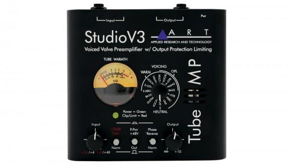 ART Tube MP – Studio V3™ Röhren-Mikrofonvorverstärker