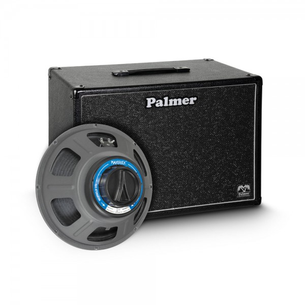 "Palmer MI CAB 112 MAV - Gitarrenbox 1 x 12"" mit Eminence Maverick 8 Ohm"