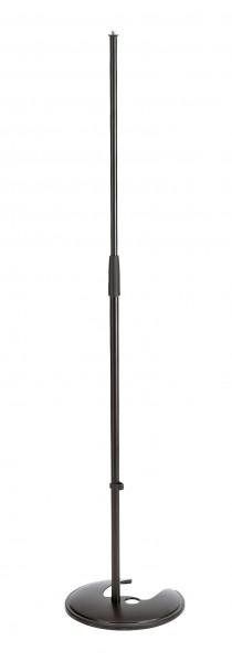K&M 26045 Stapelbares Mikrofonstativ schwarz