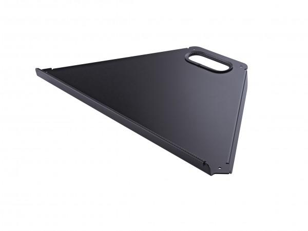 K&M 18876 Ablage für Controller Keyboard schwarz