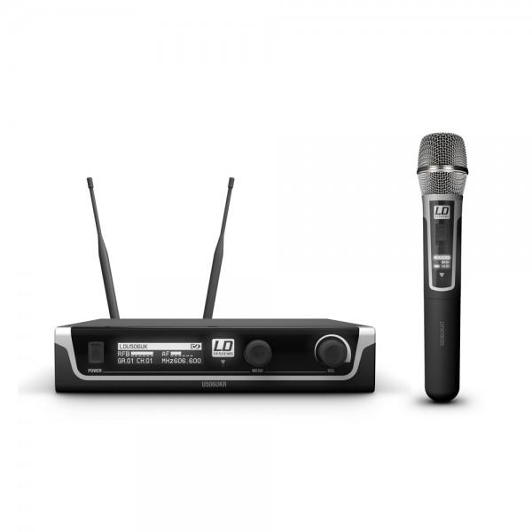 LD Systems U506 UK HHC - Funkmikrofon System mit Handmikrofon Kondensator