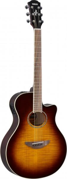 Yamaha APX600 FM Akustikgitarre Tobacco Brown Sunburst