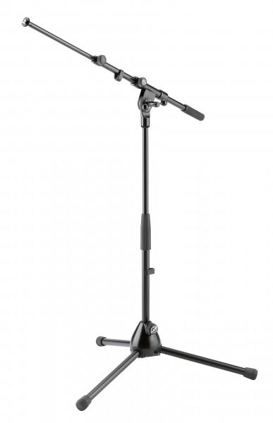 K&M 259 Mikrofonstativ schwarz