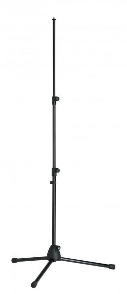 K&M 199 Mikrofonstativ schwarz